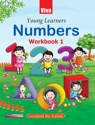 Young Learners Numbers, Workbook - 1