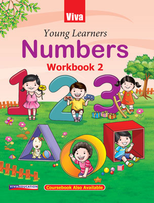 Young Learners Numbers, Workbook - 2