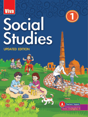 Social Studies - 1, Updated Edition