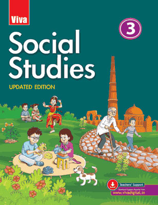 Social Studies - 3, Updated Edition
