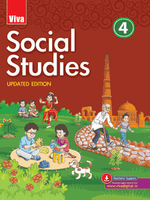 Social Studies - 4, Updated Edition