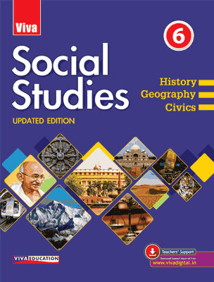 Social Studies - 6, Updated Edition