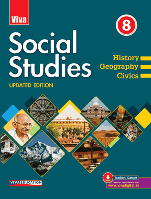 Social Studies - 8, Updated Edition