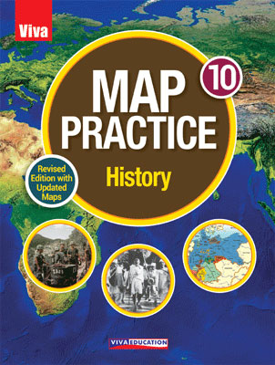 Map Practice History - Class 10