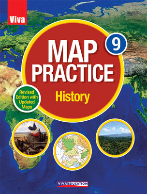 Map Practice History - Class 9