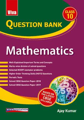Question Bank Mathematics, Class 10