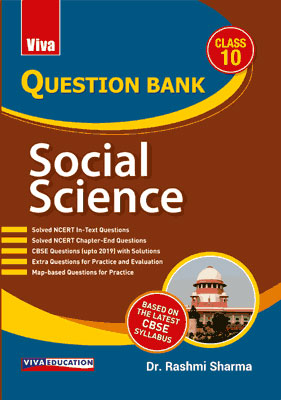 Question Bank Social Science - Class 10