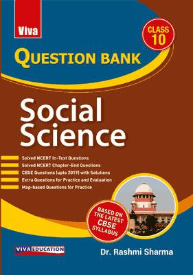 Question Bank Social Science - Class 10