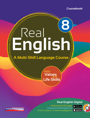 Real English - Class 8