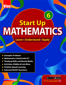 Start Up Mathematics - Class 6