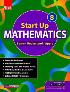 Start Up Mathematics - Class 8