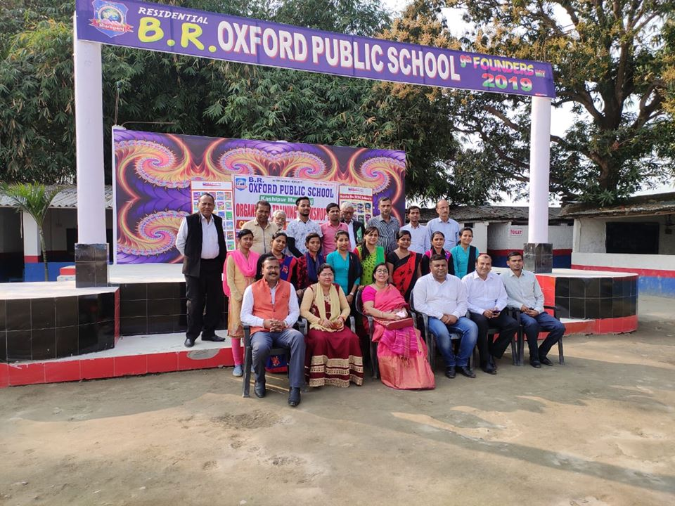 "WORKSHOP ON ""TIME AND CLASSROOM MANAGEMENT"" WAS CONDUCTED BY VIVA EDUCATION AT B.R.OXFORD PUBLIC SCHOOL MURLIGANJ, MADHEPURA, BIHAR ON 3 MARCH 2020.  FACILITATOR MRS NUTAN CHAUDHRY, RECEIVED APPRECIATION FROM ALL THE PARTICIPANTS."