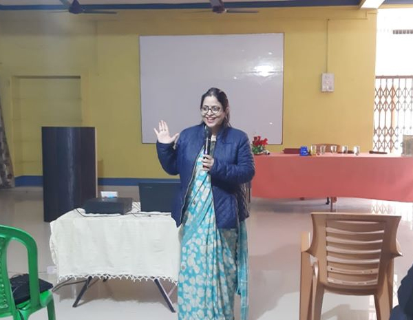 "VIVA EDUCATION CONDUCTED A WORKSHOP AT BRIGHT LIFE PUBLIC SCHOOL, RAFIGANJ, ON ""CLASSROOM MANAGEMENT"". RESOURCE PERSON: MS NUTAN CHAUDHARY, WITH ACTIVE PARTICIPATION OF MORE THAN 100 TEACHERS."