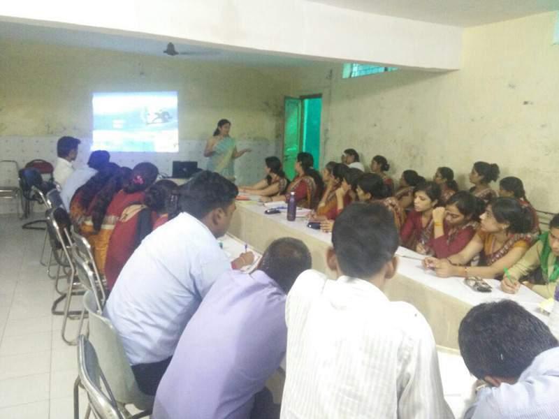TEACHER'S TRAINING WORKSHOP, KAPIL MUNI CHILDREN ACADEMY, UP