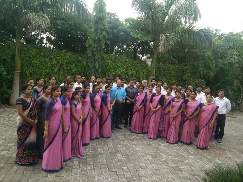 TEACHER'S TRAINING WORKSHOP, RAPID GLOBAL SCHOOL, BUDHUNA AURIYA