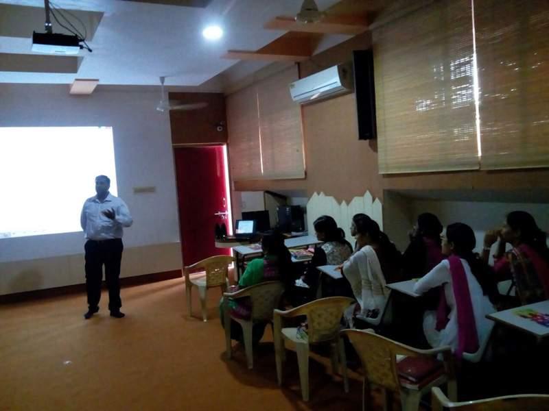 TEACHER'S TRAINING WORKSHOP, MOUNT CARMEL SCHOOL, GANDHINAGAR, GUJARAT