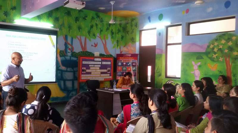 TEACHERS TRAINING WORKSHOP, RYAN INTERNATIONAL SCHOOL, DELHI
