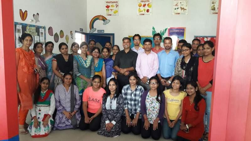 TEACHER'S TRAINING WORKSHOP, GYAN INTERNATIONAL SCHOOL, PILIBHIT