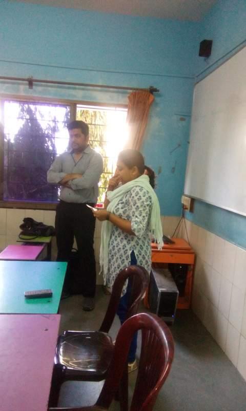 TEACHER'S TRAINING WORKSHOP, SWAMINARAYAN GOOD WILL SCHOOL, BHARUCH