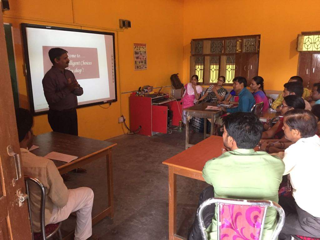 WORKSHOP IN NATIONAL PUBLIC SCHOOL TANDA