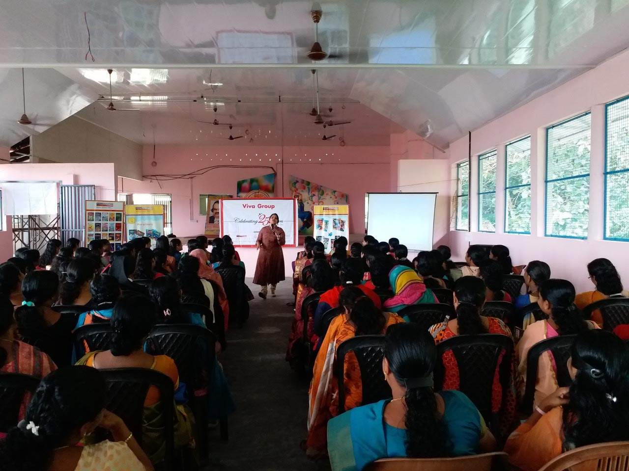 WORKSHOP FOR PRE-PRIMARY TEACHERS IN COLLABORATION WITH KOLLAM SAHODAYA IN SREE NARAYANA CENTRAL SCHOOL, NEDUNGOLAM, KERALA