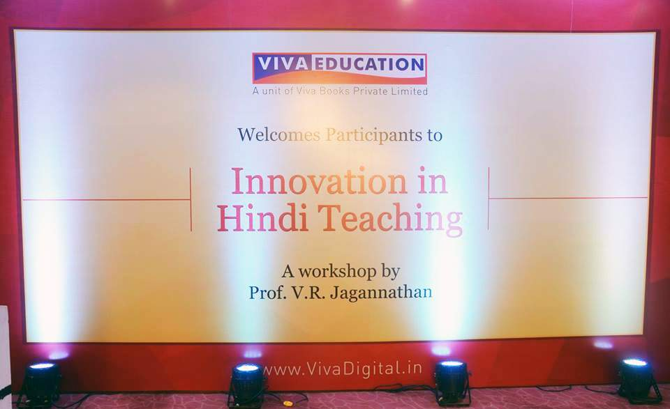 WORKSHOP ORGANISED BY VIVA EDUCATION ON