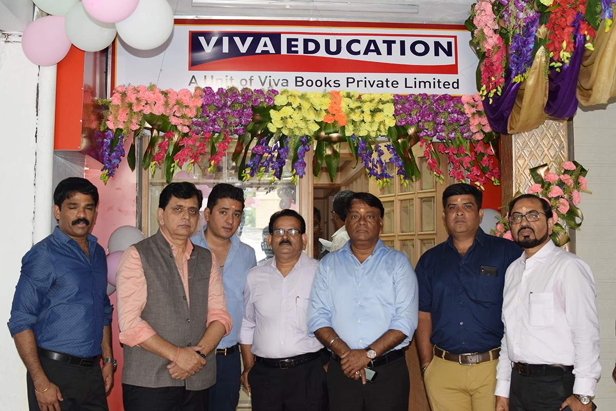 OPENING OF NEW VIVA EDUCATION OFFICE IN KOLKATA.