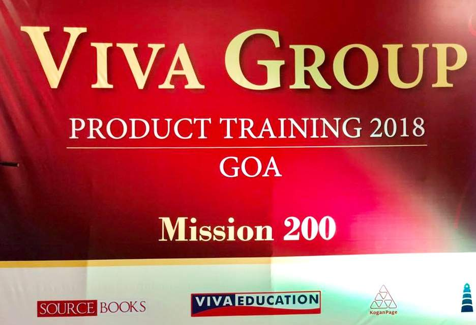 PRODUCT TRAINING OF VIVA EDUCATION IN GOA