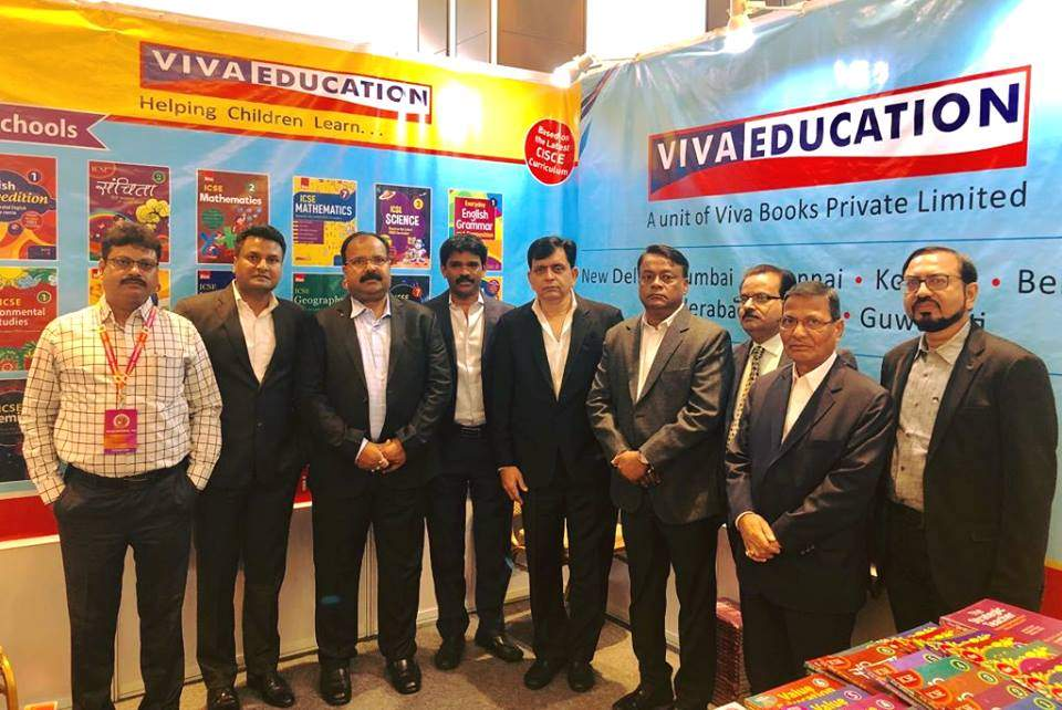 VIVA EDUCATION PARTICIPATING IN ICSE CONFERENCE IN KOLKATA