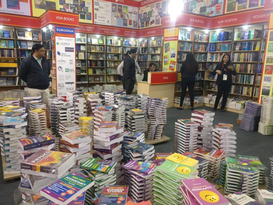 VIVA EDUCATION AT NEW DELHI WORLD BOOK FAIR 2019 (JAN 5 TO 13)